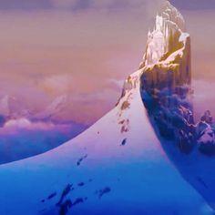Scurvies Disney Blog! - Newly released Frozen concept art!