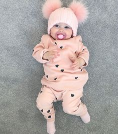53 Baby Girls Clothing Ideas In - Windel winnie - Bebe So Cute Baby, Baby Kind, Cute Baby Clothes, Baby Love, Cute Kids, Cute Babies, Clothes Swag, Ladies Clothes, Baby Outfits