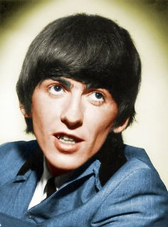 George Harrison of The Beatles or as I like to call it The Greatest Band That Ever Made Music In The History Of Ever.