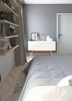 Design interior - UBE studio - Amenajare dormitor Ube, Design Projects, Interior Design, Studio, Design Interiors, Home Interior Design, Interior Decorating, Home Improvement