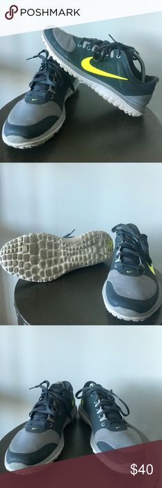 Nike fitsole running / workout shoes Great condition size 10 Nike for sole running shoes Nike Shoes Athletic Shoes
