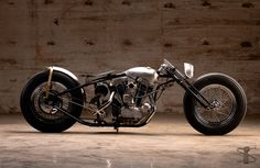 Revival Cycles - The Handbuilt Motorcycle Show 2015 - Builders Bikes
