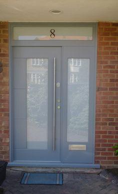 Gallery of Modern Doors | Modern Garage Doors- Cerberus Doors