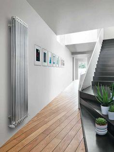 Radiateur à eau chaude / vertical / classique / chromé ANTEO CHROM Runtal