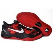Nike Zoom Kobe VIII Mens Basketball Shoes Black Red $88.90 http://www.blackgoto.com/nike+zoom/