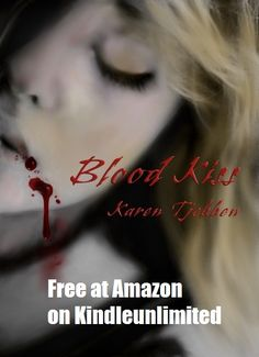 Blood Kiss is a romantic thriller about a woman's attempt to protect herself from a stalker. Alisha knows she has to go on the offensive if she wants to survive. Lucky for her, she meets Mike, a man who needs to help her as much as she needs the help.