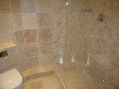 Marshall Bull - White Tumbled Travertine Tiles 305x305 Stone tiles, Glass tiles, Mosaics, Ceramics