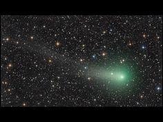 El cometa Catalina pasa por primera vez cerca de la Tierra y será visibl...