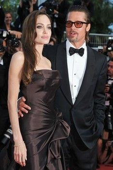 "Brad Pitt teased fans that his wedding to Angelina Jolie would be happening very ""soon."" #examinercom"