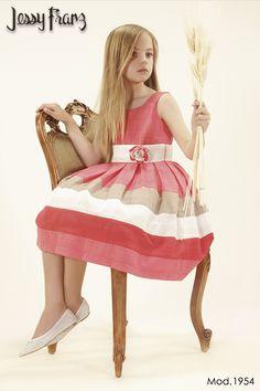 Jessy Franz Girls Fashion Dress Kids