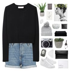"""you're the only thing i've ever truly known"" by elderflowers ❤ liked on Polyvore featuring Threshold, River Island, Organic by John Patrick, Pieces, Fujifilm, Lux-Art Silks, Maison Margiela, Home Source International, adidas Originals and adidas"