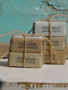 sabão natural / sabão vegetal / natural soap / handmade soap / homemade soap / packaging / www.santosabao.com.br