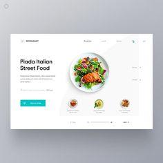 Website Design Strategies To Help You Succeed In Your Business Venture Food Web Design, Web Design Tips, Web Design Trends, Design Blog, Ux Design, Interior Design, Design Websites, Website Design Inspiration, Ui Web