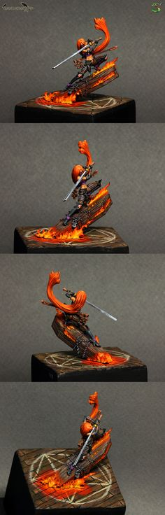 ... and Justice for all ( Lady Justice Malifaux )