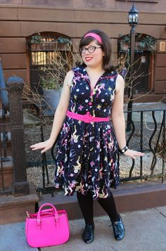 What I Wore To Chelsea Market (Featuring Voodoo Vixen)
