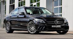 Brabus Tunes Into New 2015 Mercedes-Benz C-Class W205 [41 Pics]