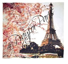 """""""Pray for Paris"""" by sass-queen-159 ❤ liked on Polyvore featuring Fay et Fille, women's clothing, women, female, woman, misses and juniors"""
