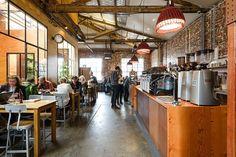「倉庫→カフェ」 SEVEN SEEDS (オーストラリア/メルボルン)