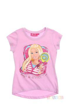 T-shirt Barbie rose https://www.toluki.com/prod.php?id=1052 #enfant #Toluki #mode