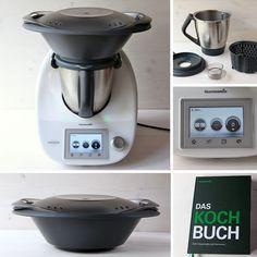 Der Thermomix TM 5 Küchenautomat - Beschreibung und Erfahrung - Freude am Kochen