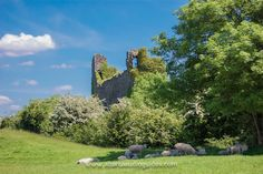 Rindoon Deserted Medieval Town, County Roscommon | Time Travel Ireland