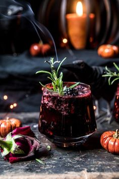 17 Halloween Cocktail Recipes that are Spooktacular