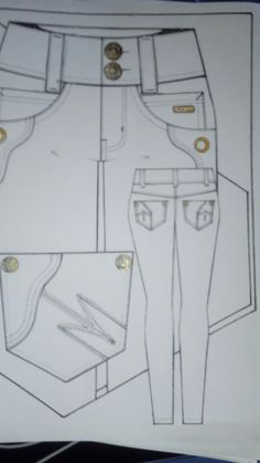 Jackson, Flats, Deco, Dresses, Drawings, Fashion Clothes, Skinny Jeans, Women's Jeans, Kids Clothes Patterns