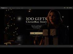 100 GIFTS Christmas Story / Francfranc(フランフラン)/ クリスマス | 猿人 | ENJIN Inc.