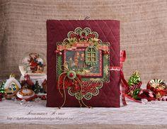 """FANTASY: Фото-альбом """"Рождественская сказка"""""""