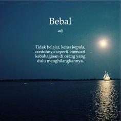 Bebal