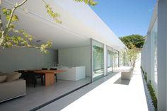 Casa de Cubierta Horizontal