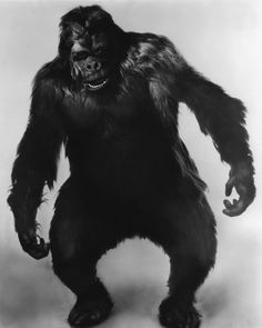The Gorilla (1939)  Gorilla Men