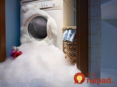Opravár práčok: Držte sa tohoto a vaša práčka bude bežať ako hodinky celé roky – dávno potom, ako skončí záruka! - Přírodní léky Stacked Washer Dryer, Washer And Dryer, Assurance Habitation, Appliance Repair, Home Warranty, Restoration Services, Water Damage, Smoke Damage, Laundry Detergent