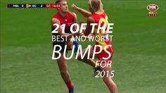 Best & Worst Hits 2015 AFL season https://www.youtube.com/watch?v=1gLzpYHU2Oo Love #sport follow #sports on @cutephonecases
