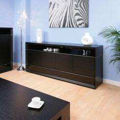 Oak Sideboard/Cabinet/Buffet in dark Oak 906H