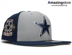 Dallas Cowboys Customizer 59Fifty Fitted Baseball Cap by NEW ERA x MLB