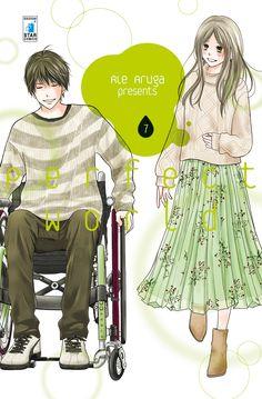 Star Comics, World 7, Manga Covers, Perfect World, Shoujo, Otaku, Anime, Fictional Characters, Shopping