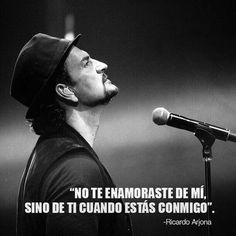 88 Mejores Imagenes De Ricardo Arjona Ricardo Arjona Song Quotes