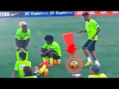 Neymar Skills - Crazy Football Soccer Skill Move Tutorial - http://goo.gl/resZNa