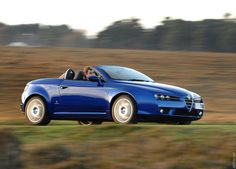 2006 Alfa Romeo Spider UK Version