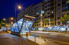 Uruguai Station / JBMC ARCHITECTS