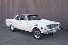 1964 Ford Falcon Street Shaker Prowls the Streets of London, Ontario, Canada - Hot Rod Network