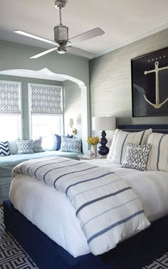 Beach Style Bedroom Ideas - Search beach style bedroom embellishing ideas and also designs. Discover bedroom ideas and also layout inspiration from a range of beach style bedrooms, including ... #beachstylebedroom #bedroomideas #beachstylemasterbedroom