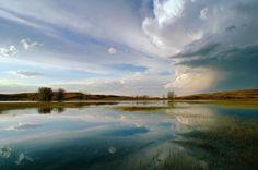 SANDHILLS REFLECTIONS... On a ranch in Grant county |www.michaelforsberg.net