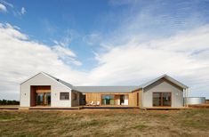 Corrugated Steel Provides Durable Facade For Rural Australian Home By Glow Design Group | Architecture