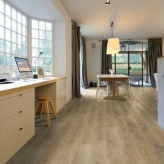 Aquastep Waterproof Laminate Flooring Vendome Oak V-Groove