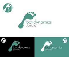 Logo Design by Living Horses for 'Foot Dynamics Podiatry' need a logo Design - Design #5087612