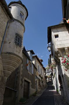 Medieval style - Limousin, France