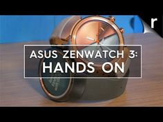 cool Asus ZenWatch 3 hands on review Check more at http://gadgetsnetworks.com/asus-zenwatch-3-hands-on-review/