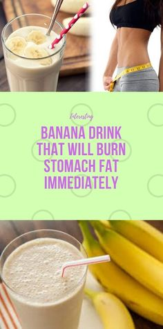 Health Discover Banana Drink That Will Burn Stomach Fat Immediately Health And Fitness Expo, Health And Wellness Center, Health And Fitness Articles, Health And Nutrition, Gum Health, Health And Beauty Tips, Health Tips, 1000 Calorie Workout, Exercise To Reduce Thighs